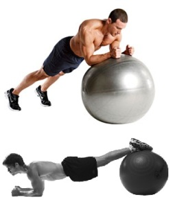 3 Swiss Ball Exercises to Tone Those Ab Muscles Flat